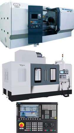 Modernization of metal cutting machines