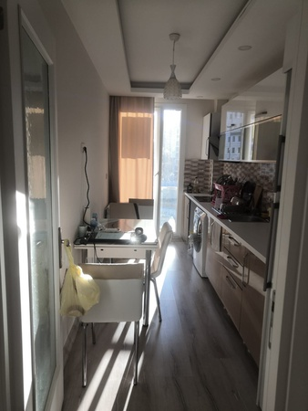 2 + 1 FLAT IN A GREAT LOCATION, ON THE SITE AND IN THE NEW BUILDING