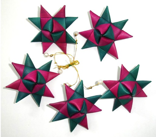 Star for decoration