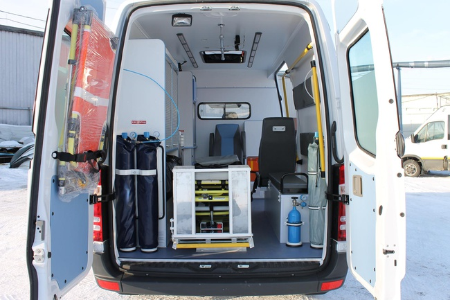 Comprehensive re-equipment of vehicles from cargo to passenger, mobile homes, special vehicles and ritual vehicles.