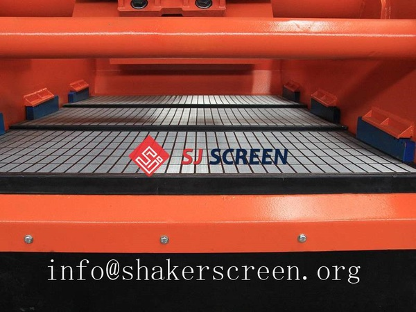 Composite Frame Shaker Screen