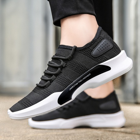2019 spring latest design men's shoes casual shoes fashion sports shoes for men