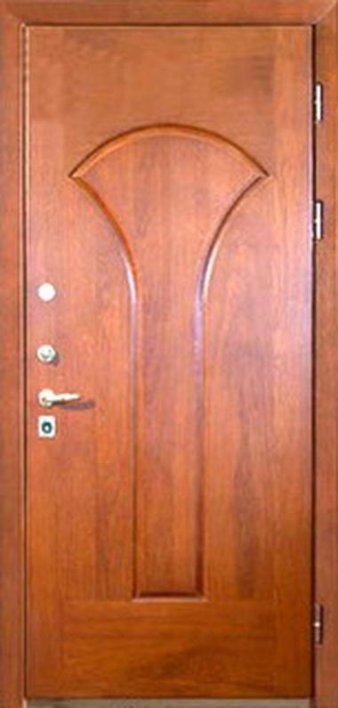 уличная металлическая дверь для дачи в рузе