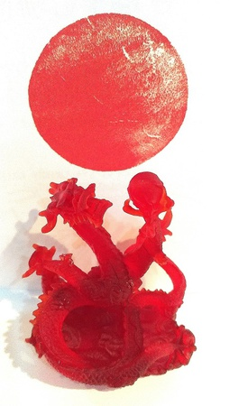 3D printing with DLP photopolymer