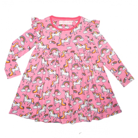 "Dress ""Unicorns""."