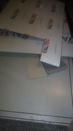 We accept waste aluminum composite panels