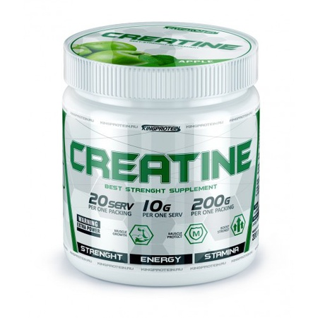 Creatine Monohydrate King Protein 200гр