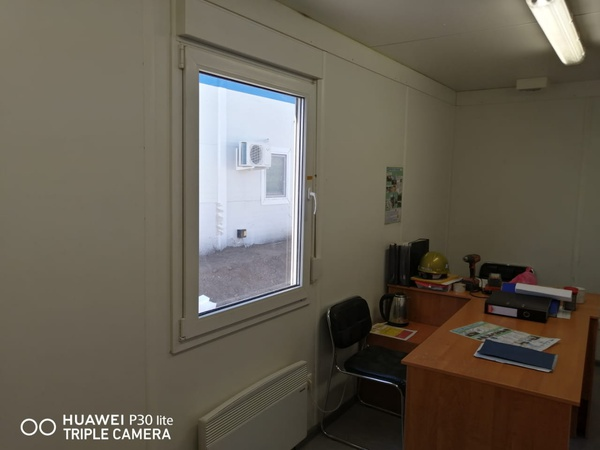 Container for RENT for office Atyrau