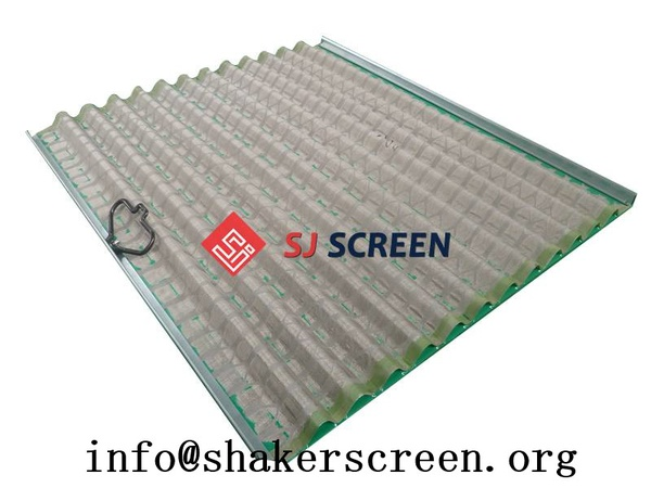 Pyramid Shaker Screen