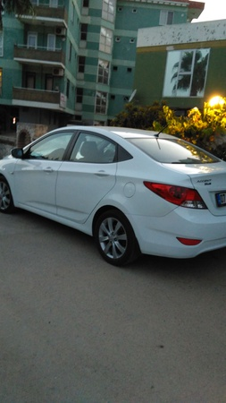 Automatic transmission vehicle for rent