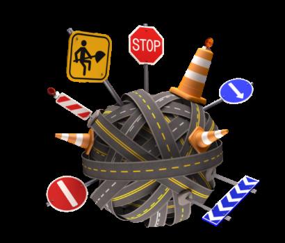 Оборудования и техника для строительства дорог