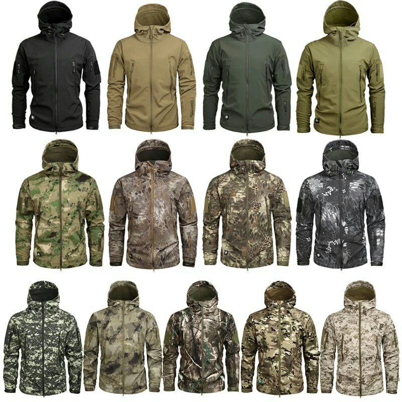 <p>Необходим тактический товар: костюмы soft shell, куртки м65, ма1, термобелье 511, камуфляж нато</p>