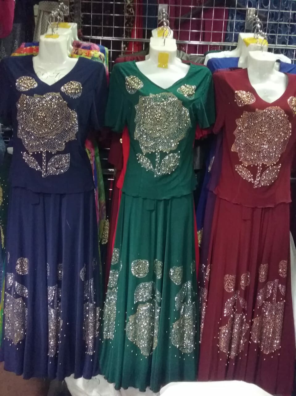 Hello, I am looking for a supplier for sewing gypsy costumes and scarves in bulk, orders will be every week.