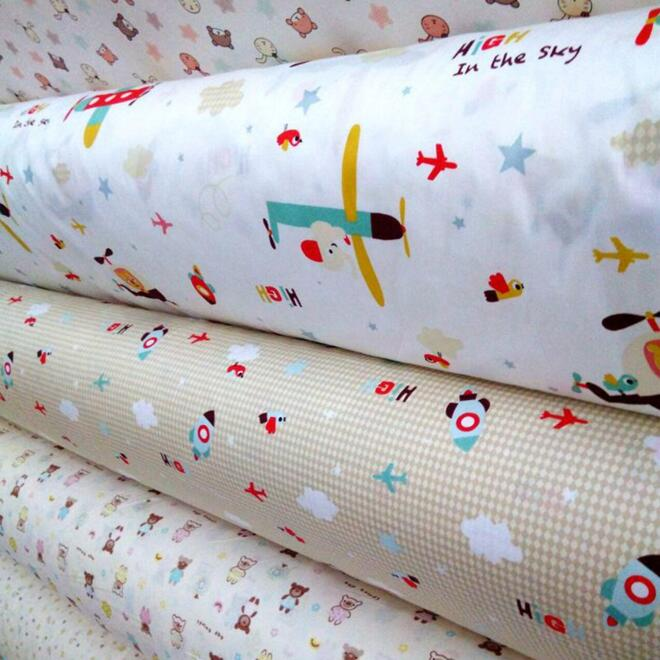 we are in search of manufacturers of children's fabrics (interlock, cotton, muslin, flannel), we will order in large volumes.