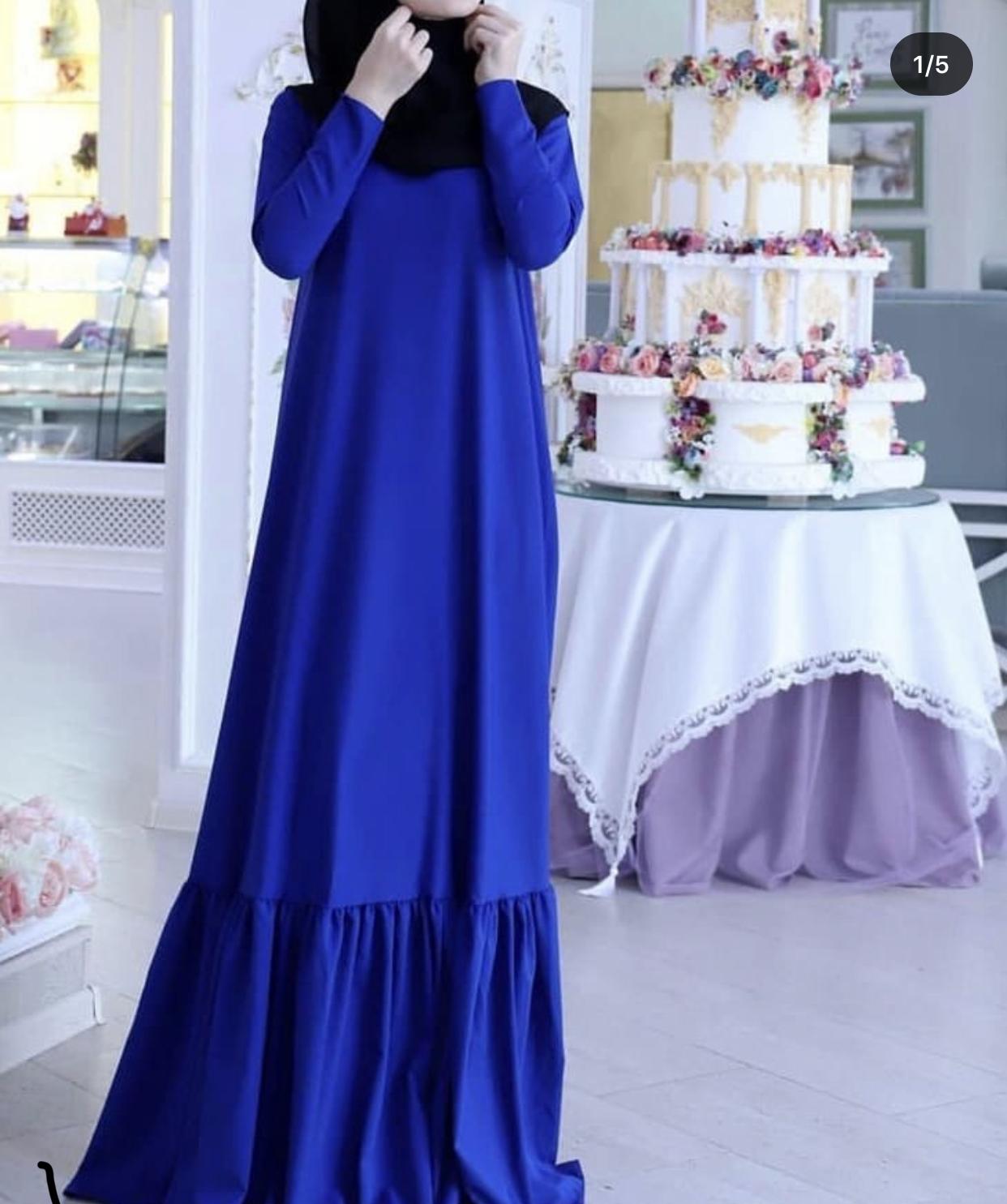 Куплю мусульманские платья. Широкого кроя. Цвета нейтральные. Размеры все.