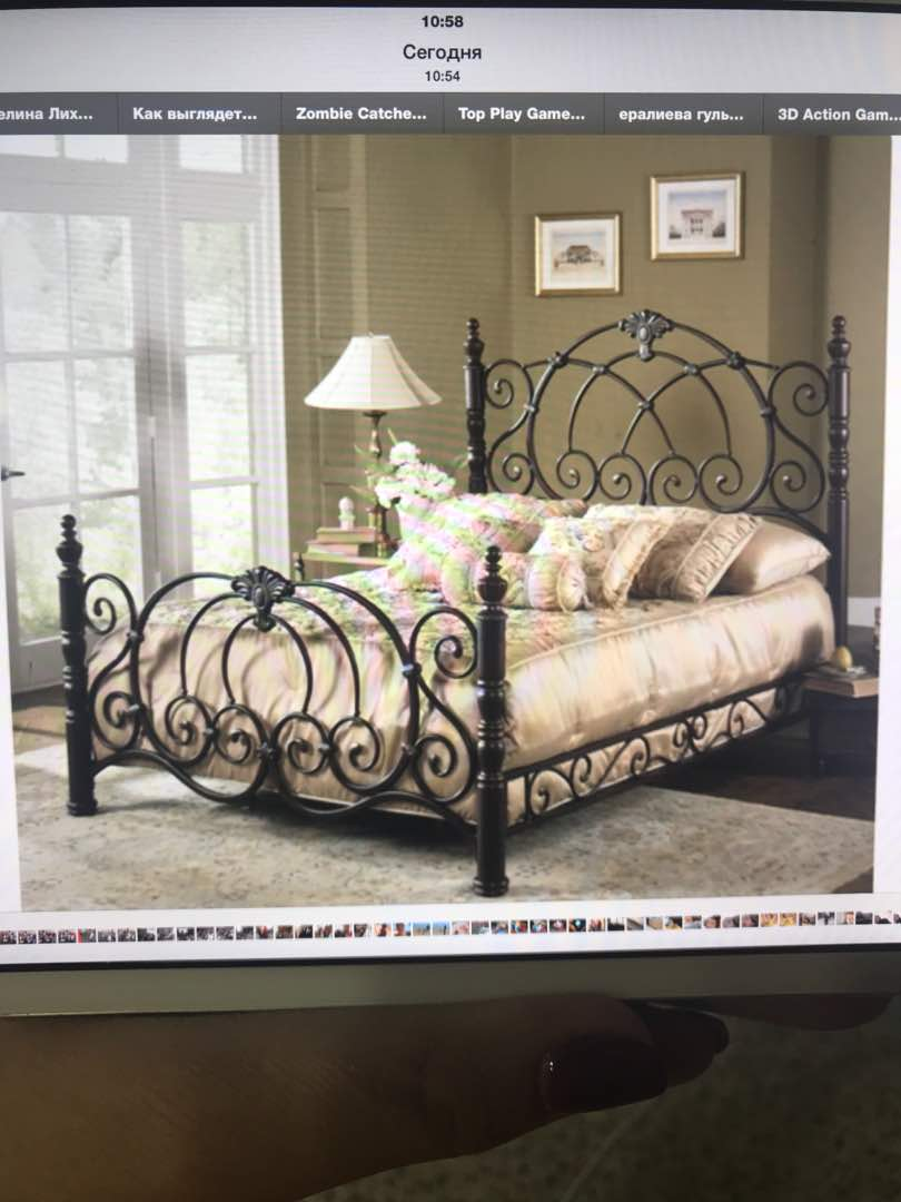 Metal balusters, or racks wanted