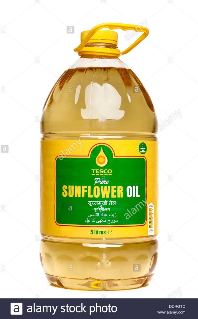 <p>Здравствуйте!<br /> Мы ищем подсолнечное масло 50 тонн на Мавритании, в разном объеме 12.5 тонн в 1 литровых бутылках, 5 тонн в 20 литровых и 5 литровых бутылках. Будем закупать каждый месяц. Может быть, будем в большем количестве заказывать. Нас интересует цена с доставкой.</p>