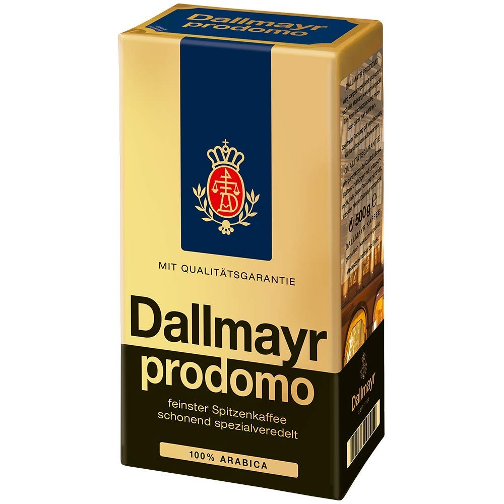 <p>Купим&nbsp; молотый Кофе Dallmayr Prodomo, упаковки по 500 грамм. 1000 упаковок.</p>