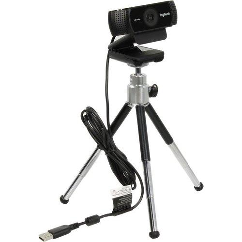 Web seminerleri için donatım. WEB kamera LOGITECH C 922 Pro Stream, Miktar - 10 adet. Temel Özellikler Arayüz: USB Ekran Video çözünürlüğü: 1280x1024 Kamera Odaklanma: otomatik Kare hızı: 1080p - 30fps, 720p - 60fps Kasa Gövde malzemesi: plastik Ses Mikrofonu: iki yerleşik Seçenek Ek seçenekler: Evrensel montaj Renk, boyut ve ağırlık Cihaz boyutları (YxGxD) , cm: 4,4x9,5x7,1 Renk: siyah Ambalajsız ağırlık (net), kg: 0,16 Ambalajdaki ağırlık (brüt), kg: 0,2 Çeşitli Marka: LOGITECH Garanti: 2 yıl