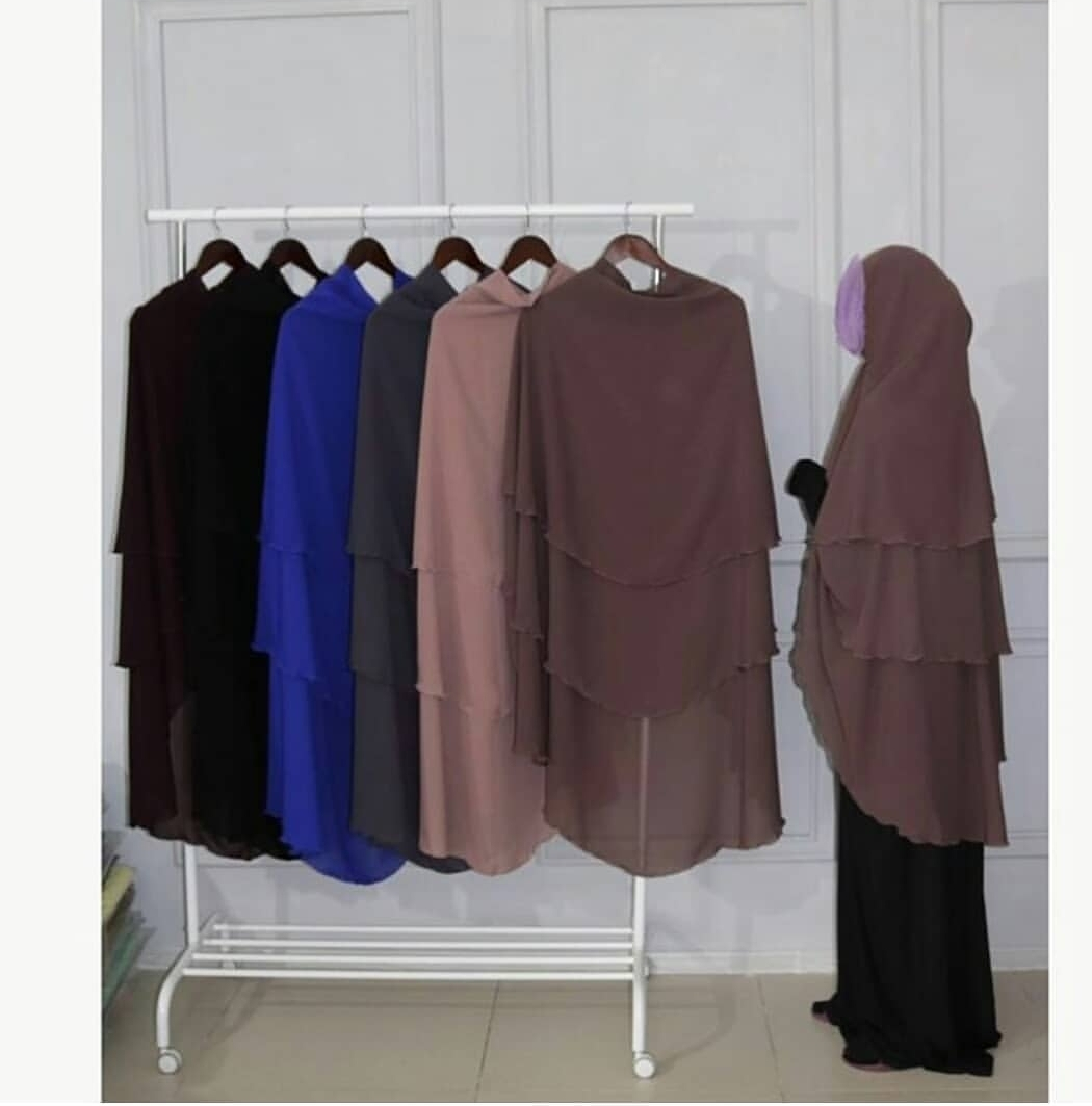 I will buy wholesale Muslim clothes. I'm looking for 5-10 pieces for each color. .  Looking for suppliers of women Prayer clothes. . In solid colors Black, light grey, beige, Emerald green, and royal blue and burgundy or red. . In a comfortable lightweight easily compactable fabric. . Message me with what styles you supply and we can figure out the order quantity after. The images attached are the styles I'm looking for. . Also looking for long wide soft chiffon rectangle hijabs in the measurements 95 x 200 cm . 7 of each color in the colors black,navy blue, green, and taupe (light brown) and light grey. . Please contact me through email or through WhatsApp +13062093544