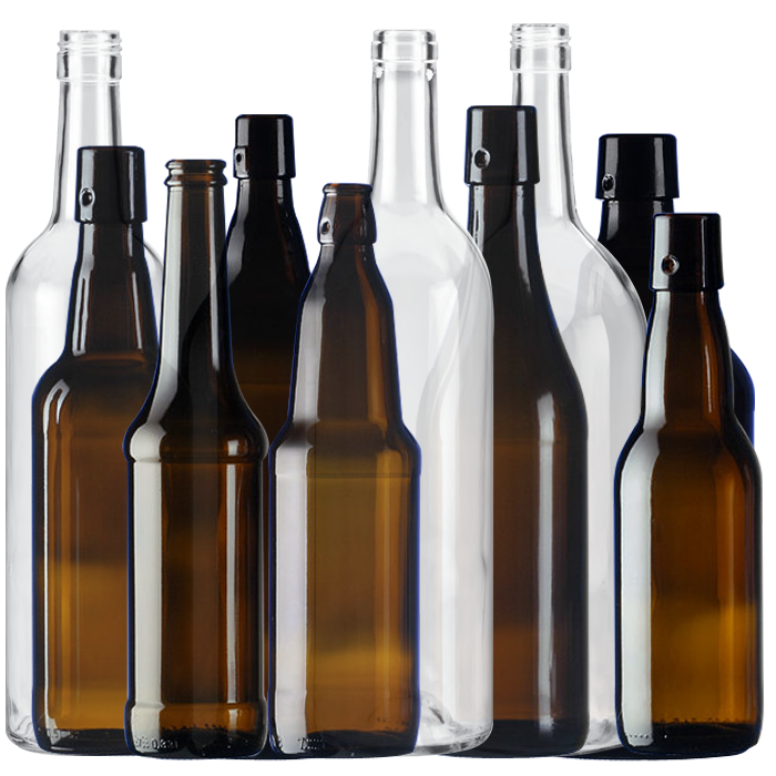 The company is looking for manufacturers of glass bottles for mutually beneficial cooperation