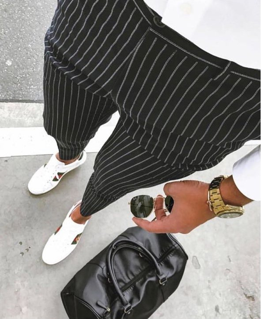 Looking for suppliers of men's clothing, footwear, and accessories. Dropshipping based partnership