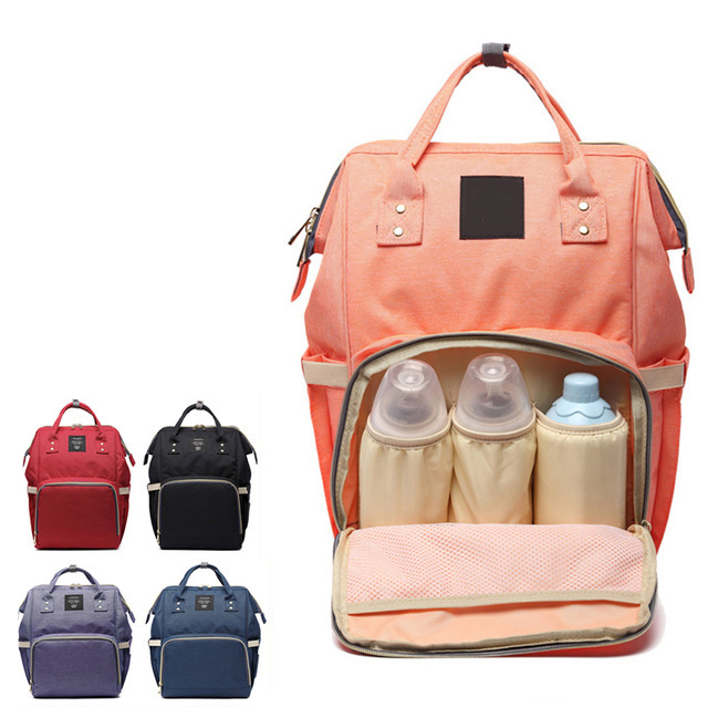 Looking of backpacks for mothers of different colors and complete sets is necessary. With USB / without USB / with and without heating. It is advisable that the kit be attached to the stroller, but not necessarily.