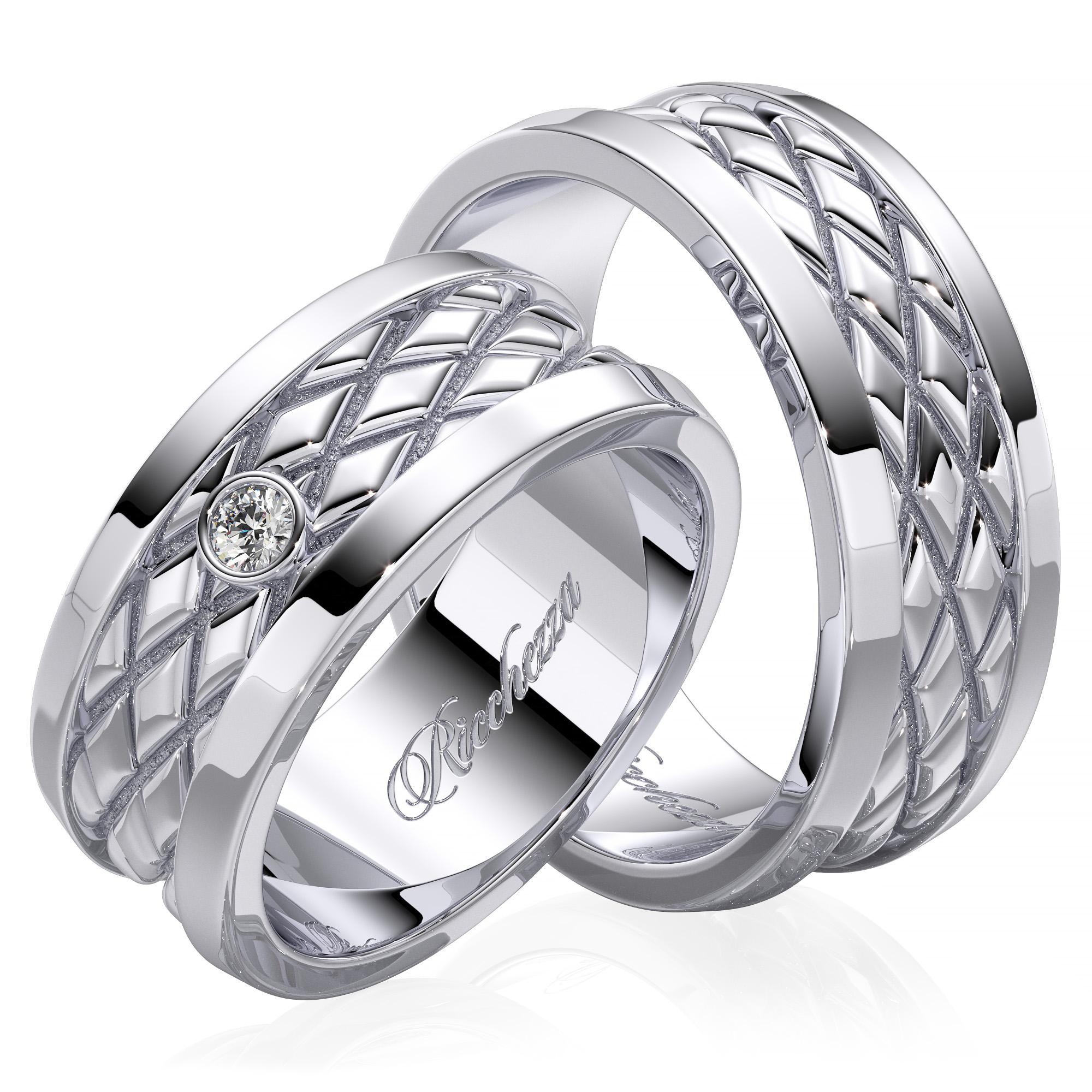 Обручальные кольца ERS70 - купить оптом на Qoovee Market 05a66636c34