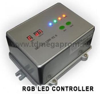 Контроллер для RGB LED Neon Flex