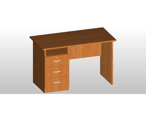 Стол 1 встроенная тумба - купить оптом и/или в розницу на qo.